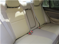 honda civic 2012 rare seat back cover -80