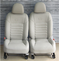 toyota corolla 2012 front double seat cover -50