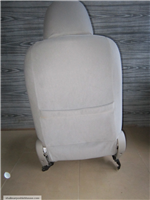 toyota corolla 2012 front single seat cover fabric back -21
