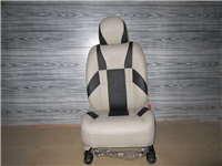 toyota corolla 2012 front single seat cover -1