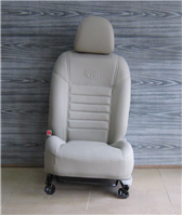 toyota corolla 2012 front single seat cover -49