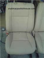 toyota land cruiser 2007 front single seat cover -39